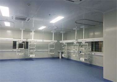 重症监护室施工