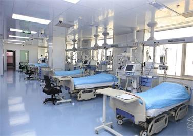 负压隔离病房装修